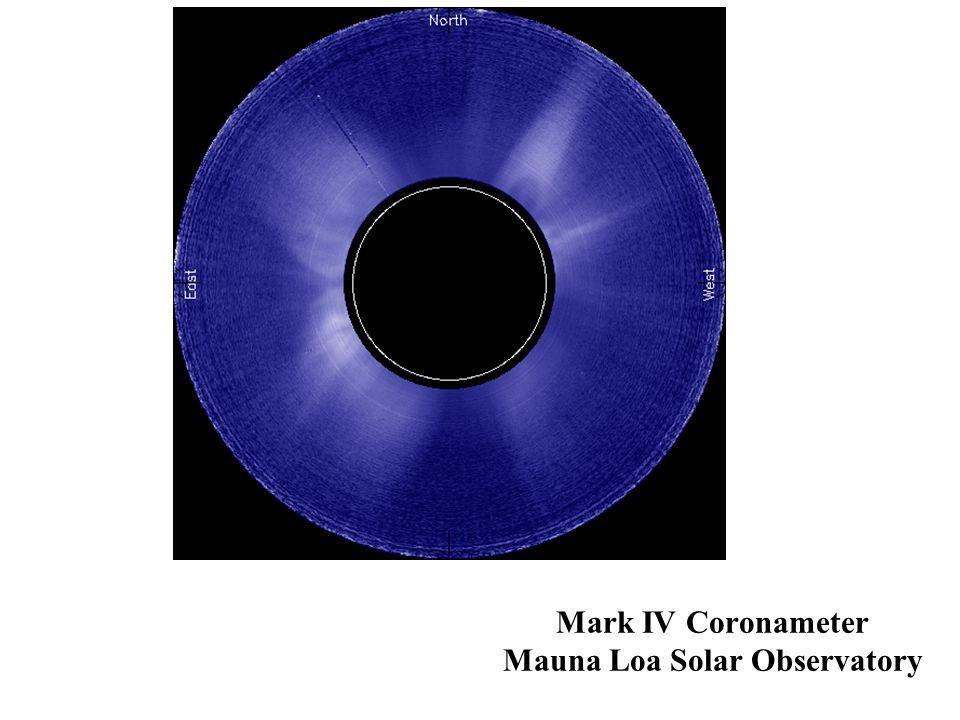 Mark IV Coronameter Mauna Loa Solar Observatory