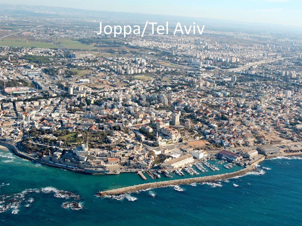Joppa/Tel Aviv