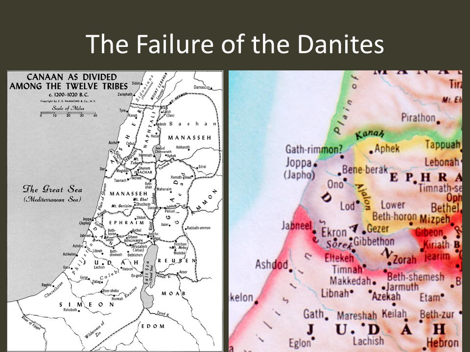 The Failure of the Danites