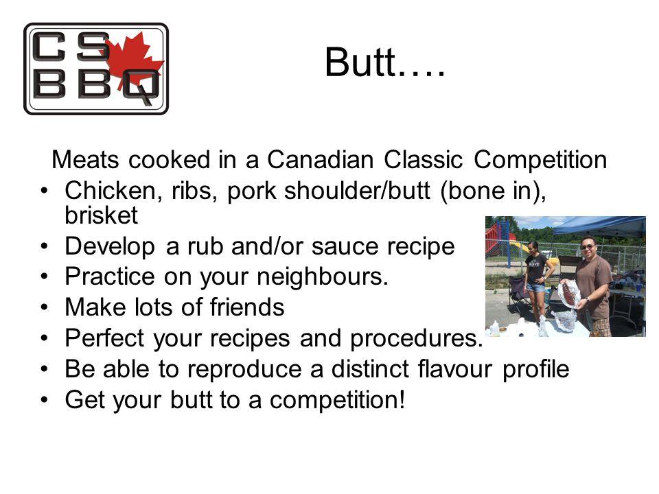 Butt….