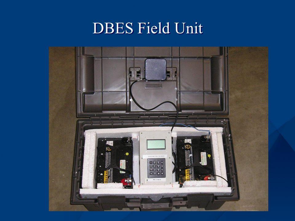 DBES Field Unit