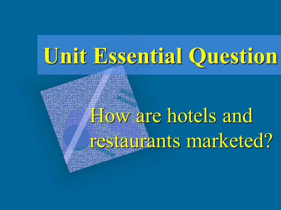 Sales and Event Planning The Big Business of Hospitality Sales staffSales staff –Plans strategies for convention and banquet business.