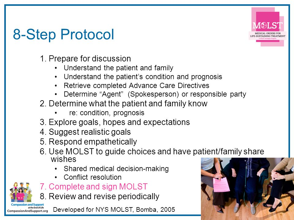 3 8-Step Protocol 1.