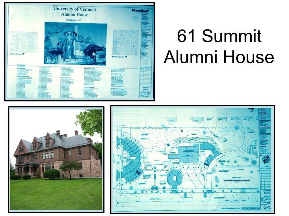 61 Summit Alumni House