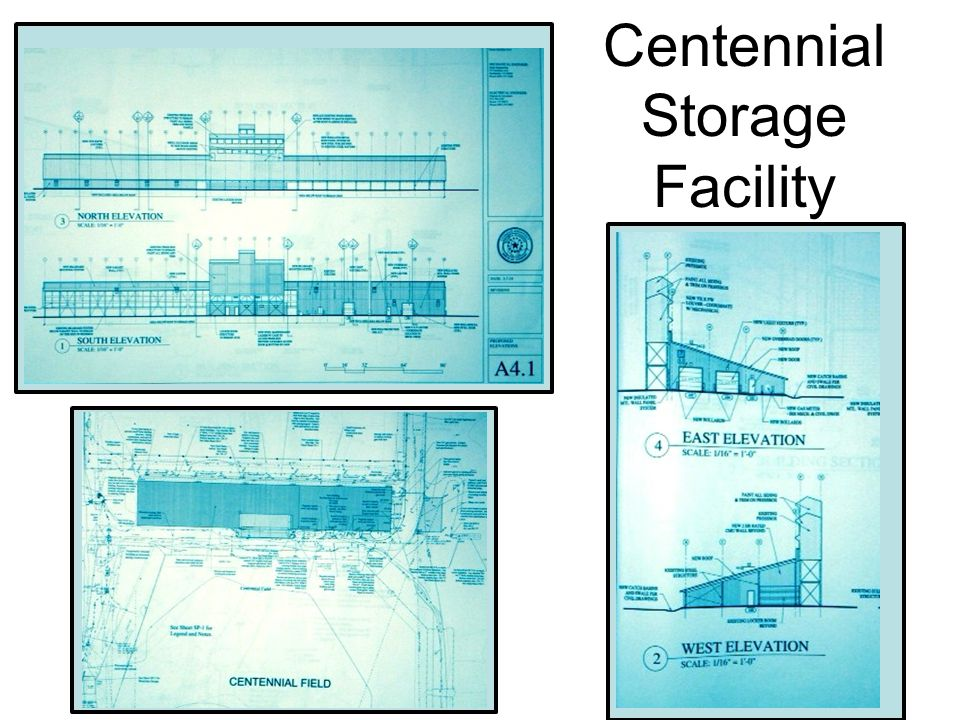 Centennial Storage Facility