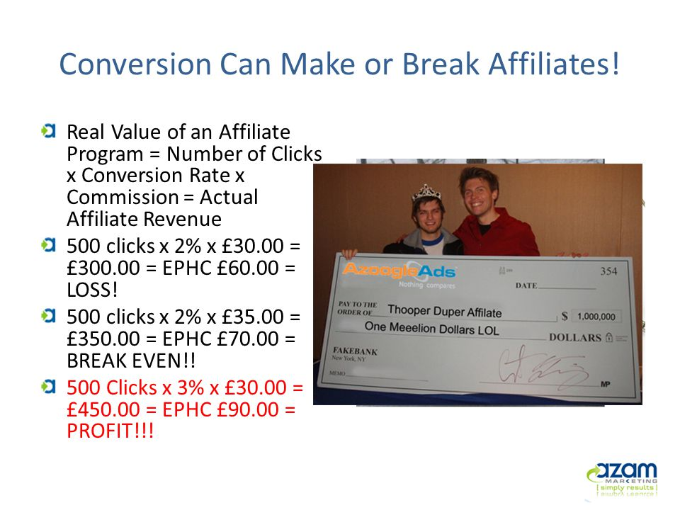 Effective Ways to Optimise Your Affiliate Conversion Rate