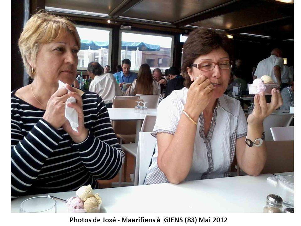 Photos de José - Maarifiens à GIENS (83) Mai 2012