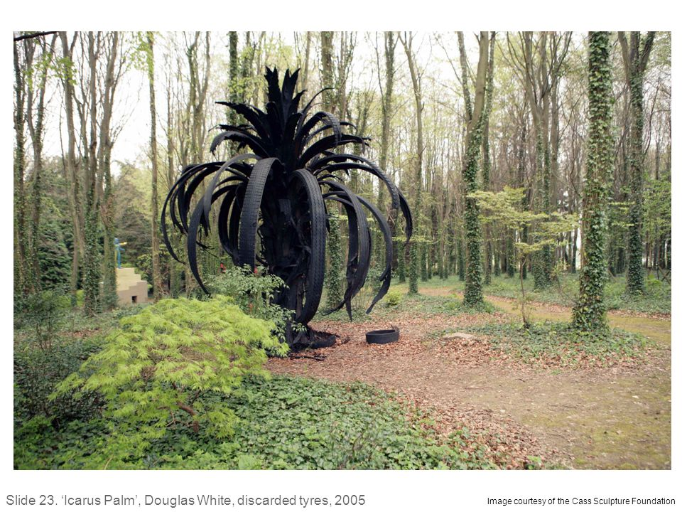 Image courtesy of the Cass Sculpture Foundation. Slide 23.