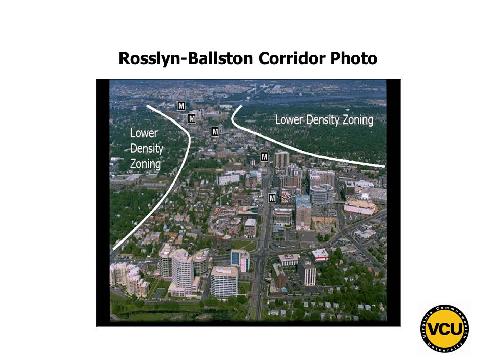103 Rosslyn-Ballston Corridor Photo
