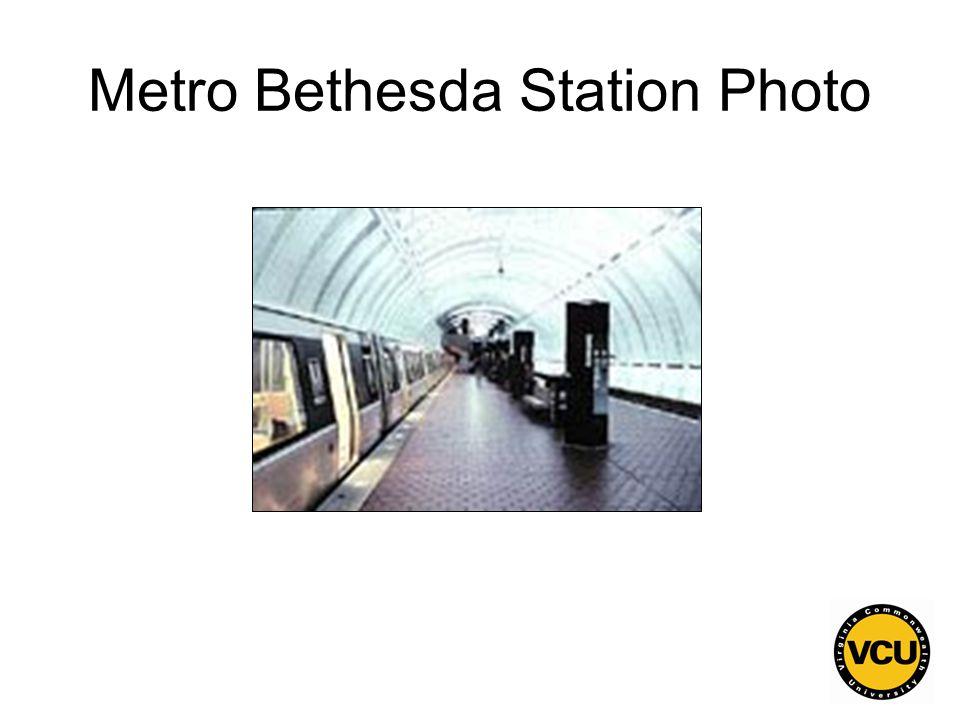 131 Metro Bethesda Station Photo