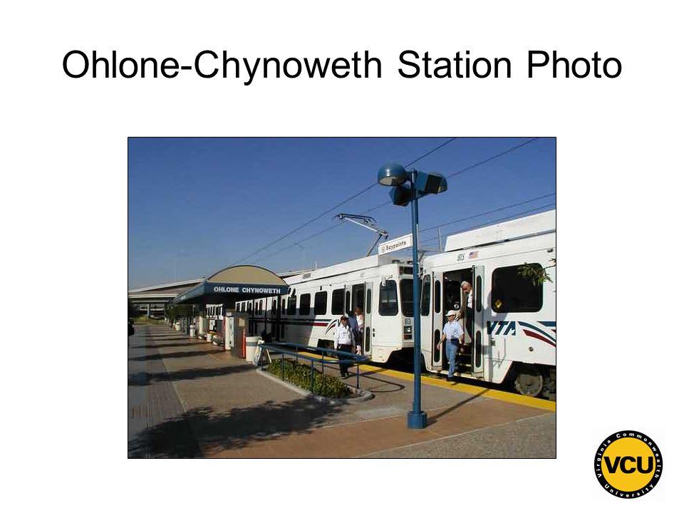 150 Ohlone-Chynoweth Station Photo