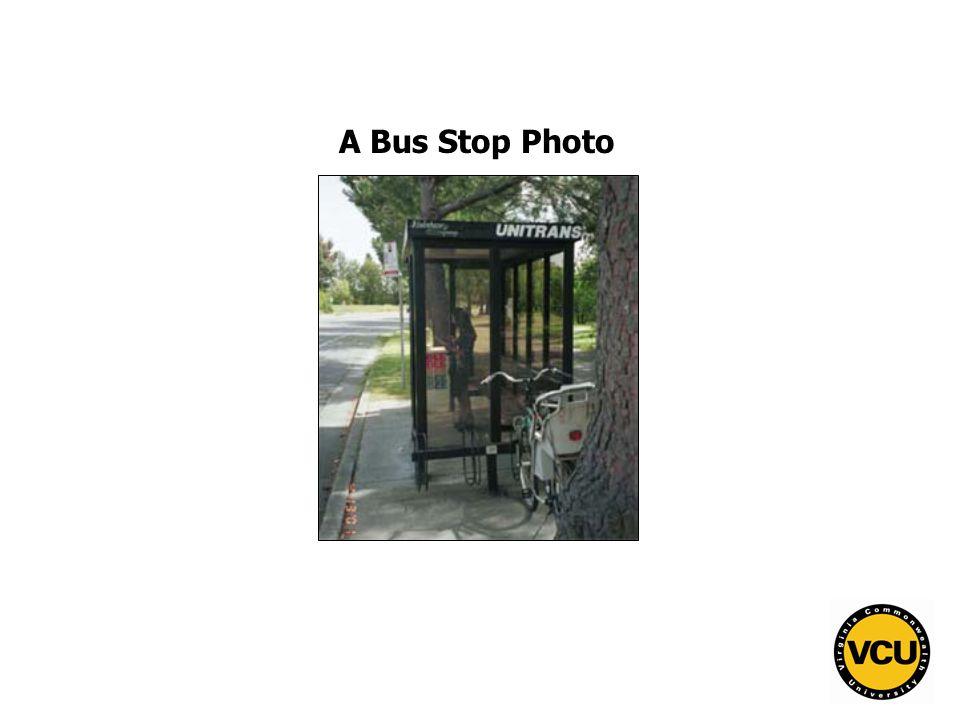 52 A Bus Stop Photo