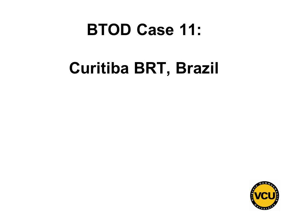 75 BTOD Case 11: Curitiba BRT, Brazil