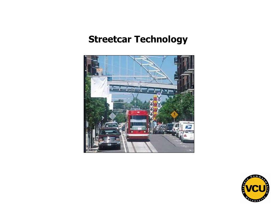 95 Streetcar Technology