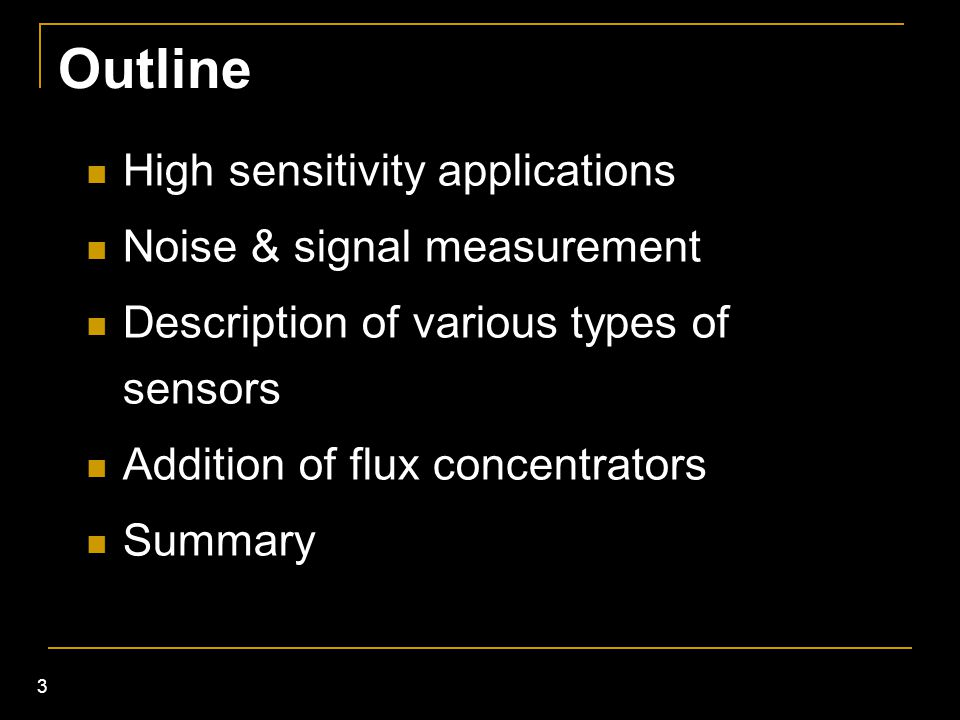 14 SQUID Magnetometer The SQUID Handbook, Clarke & Braginski, Wiley-VCH 2004 Commercial: 10 – 100's k$ Resonance Discrete components Integrated Systems State variable Voltage (10's  V) B-fieldVector, gradients Noise @ 1 Hz ~10 fT/  Hz Low T C Operating Tcryogenic Volume~ 1 cm 3 coil PowerLine