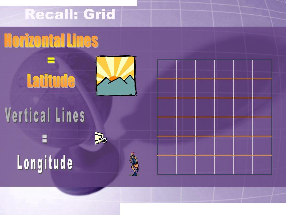 Recall: Grid