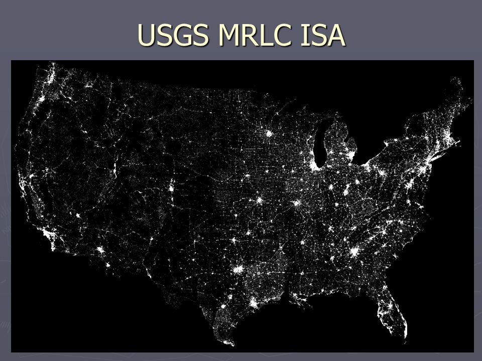 USGS MRLC ISA