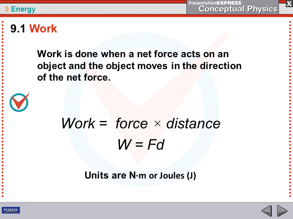 9 Energy 10.An energy supply is needed for the operation of a(n) a.automobile.