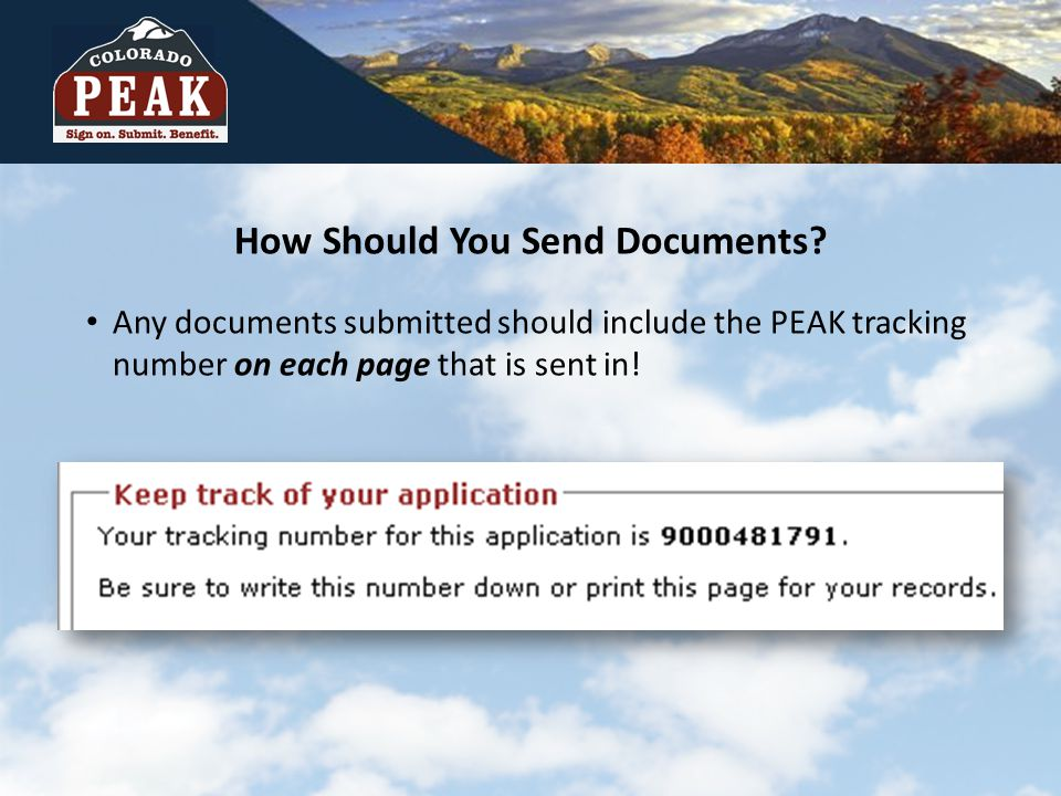 How Should You Send Documents.