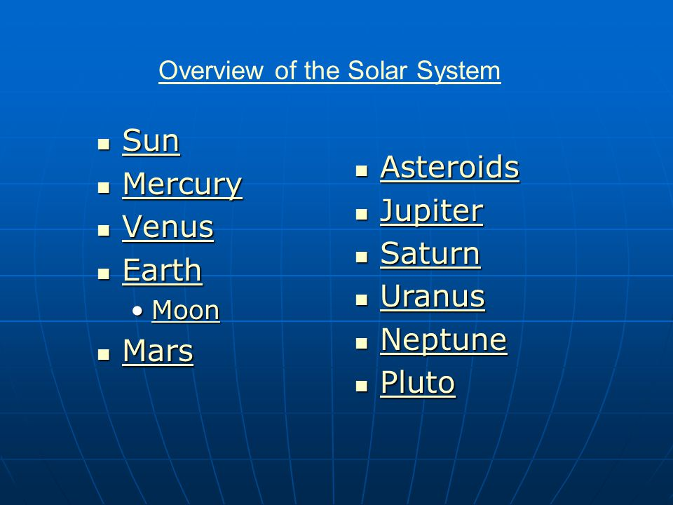 The Solar System: A highly diverse zoo!