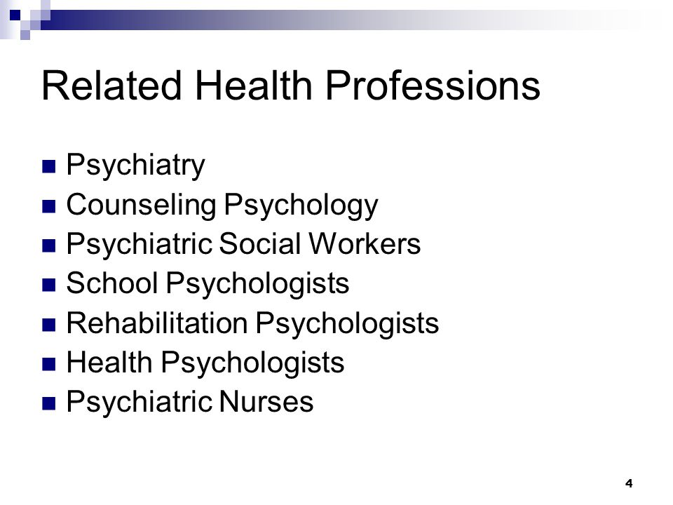 5 Issues in both Counseling & Clinical Ph.D.