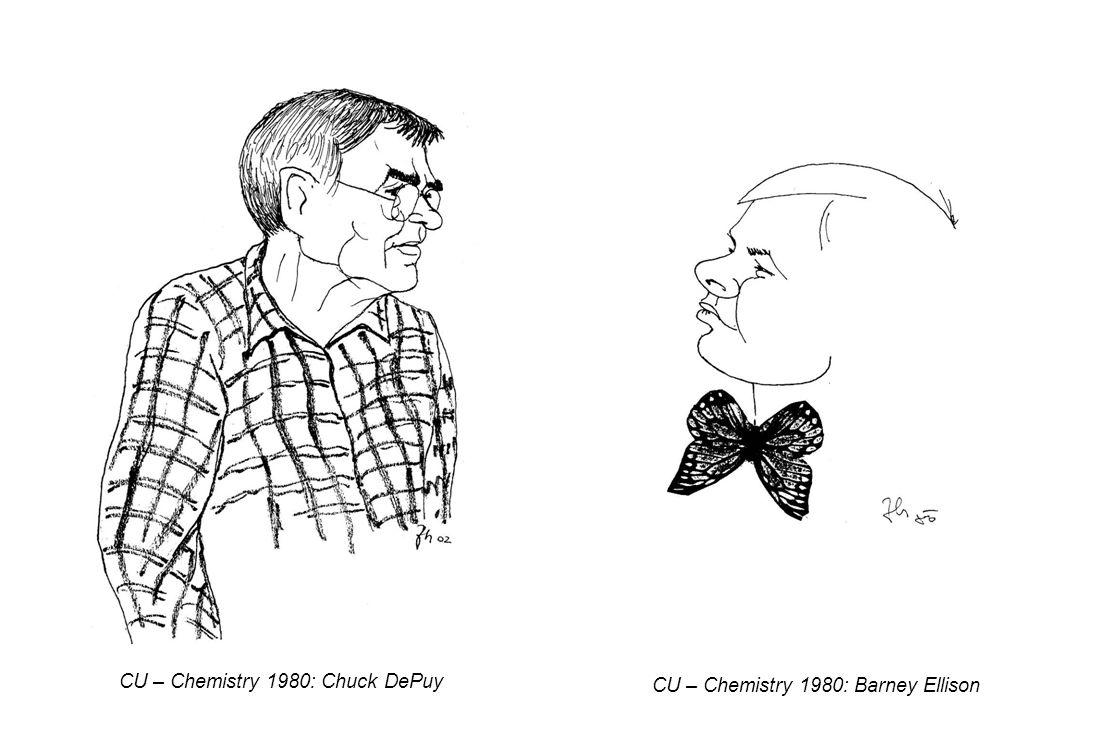 CU – Chemistry 1980: Chuck DePuy CU – Chemistry 1980: Barney Ellison
