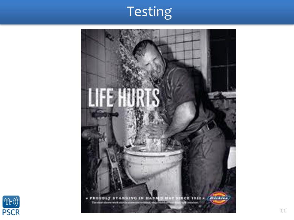 11 Testing