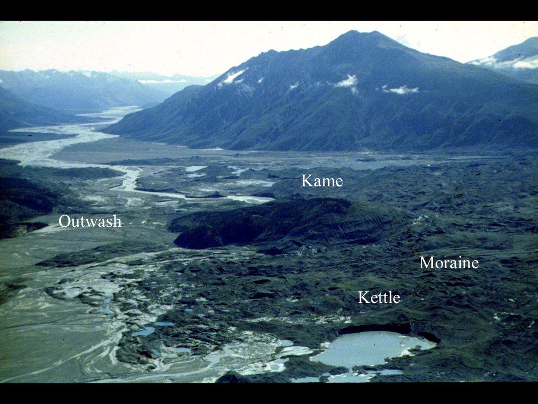 Kettle Kame Outwash Moraine