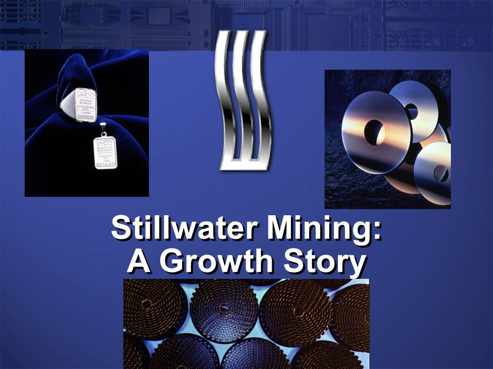 Stillwater Mining: A Growth Story