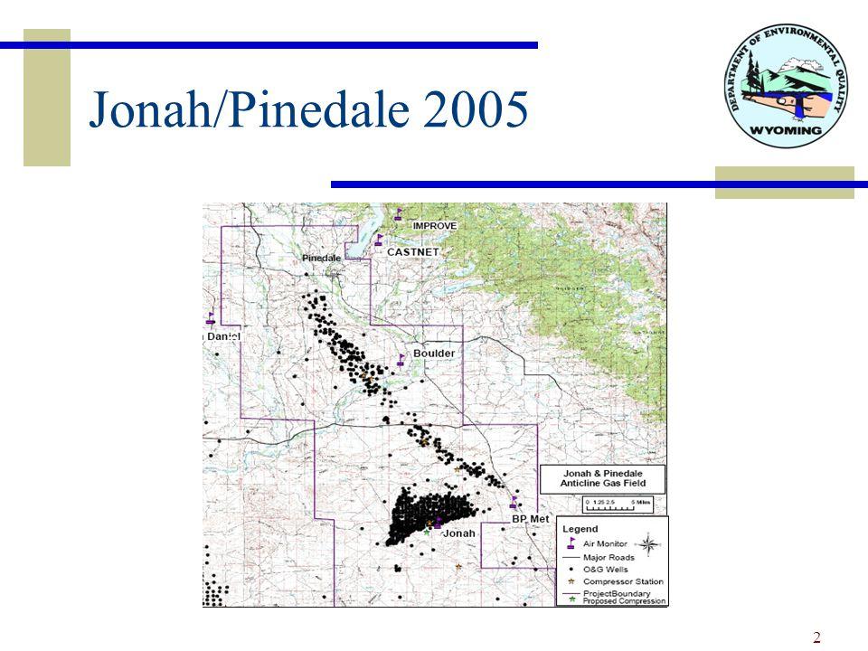 Jonah/Pinedale 2005 2