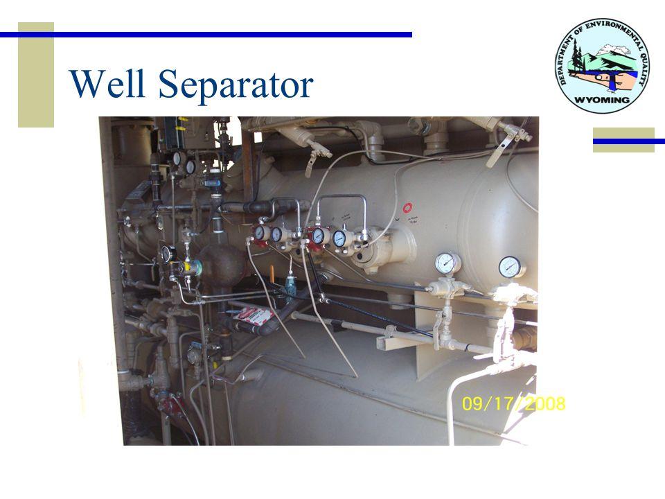 Well Separator