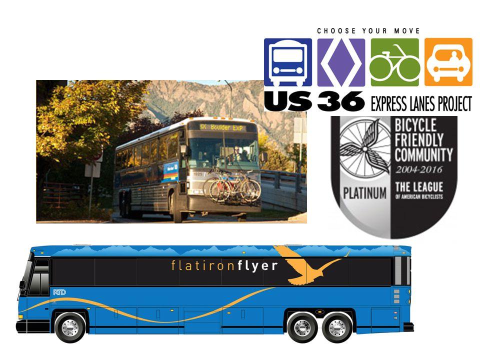 US Highway 36 BRT Development