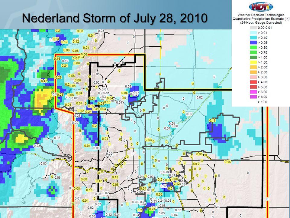 Nederland Storm of July 28, 2010