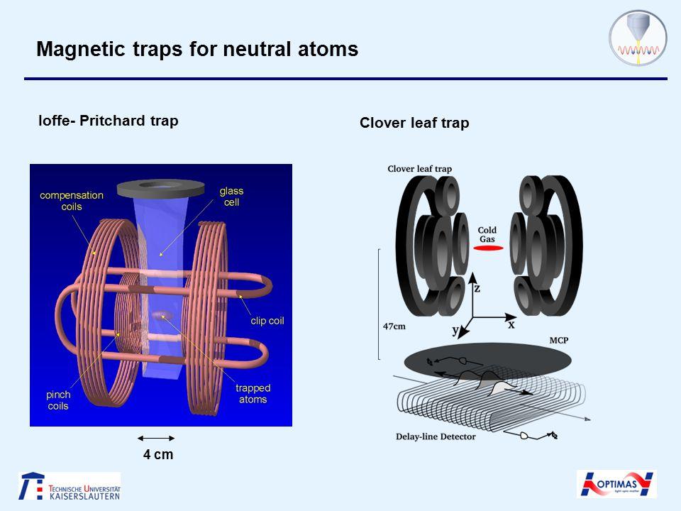 Optical lattices Band structure Laser configuration 2D lattice (makes 1D tubes) 3D lattice