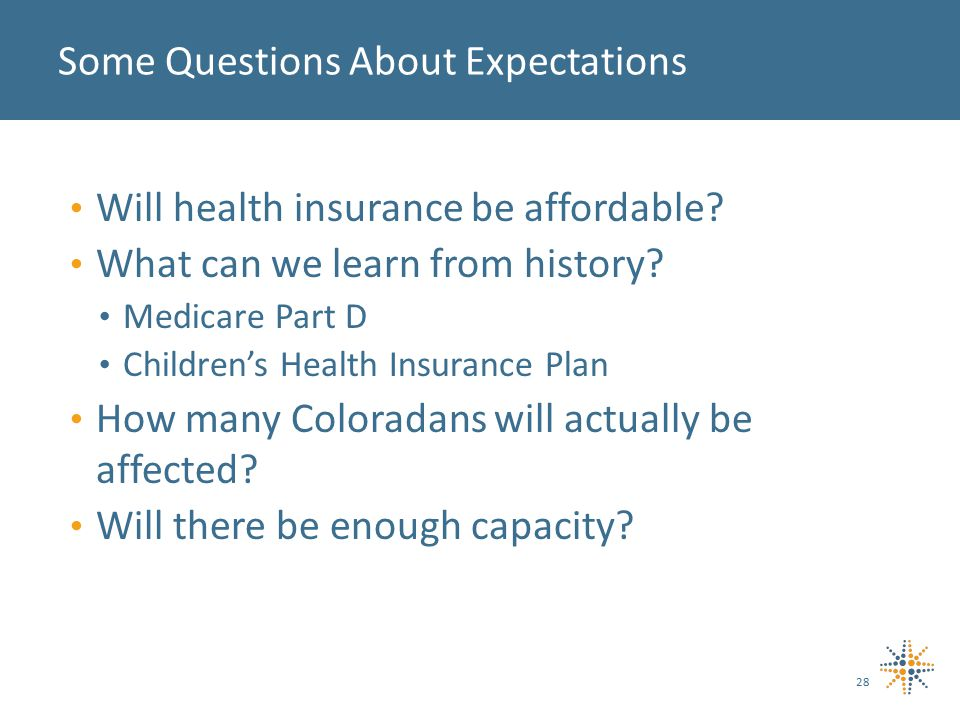 Will health insurance be affordable. What can we learn from history.