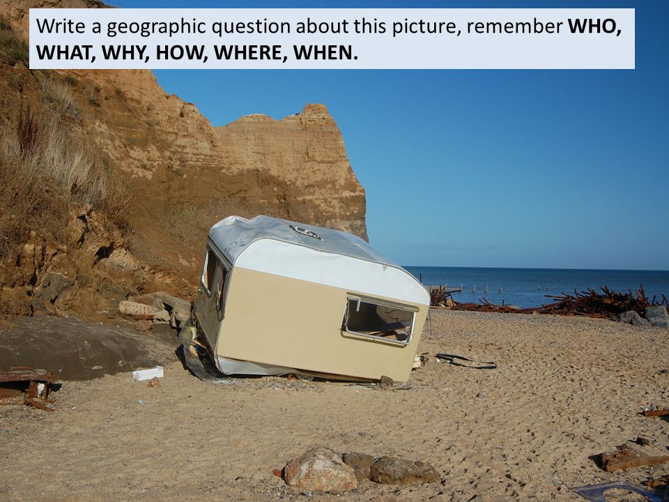 Write a geographic question about this picture, remember WHO, WHAT, WHY, HOW, WHERE, WHEN.