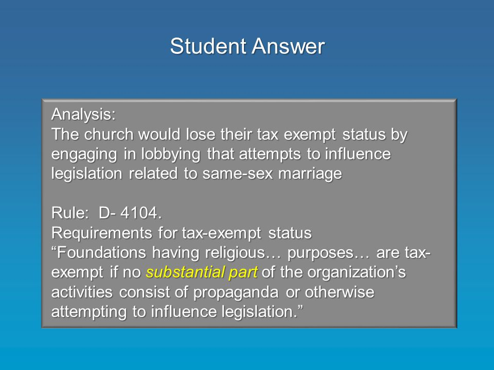 Answer fails to get to the real question: What is substantial? Evaluation of Student