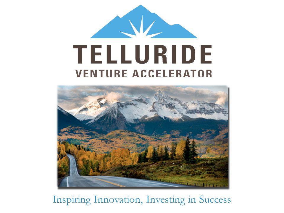 Inspiring Innovation, Investing in Success
