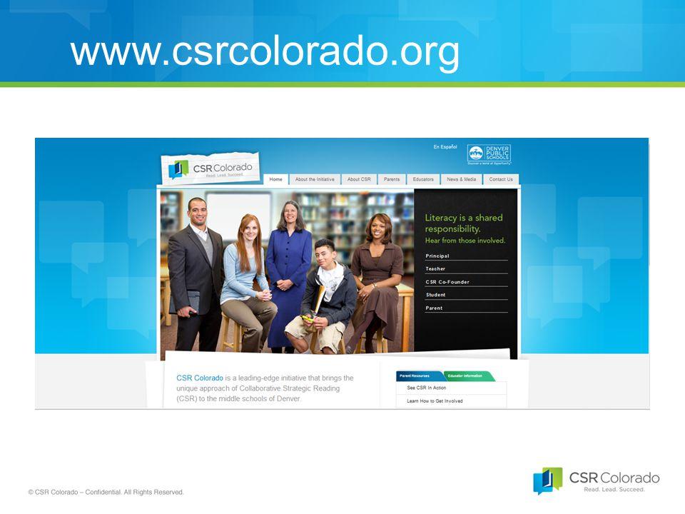 www.csrcolorado.org