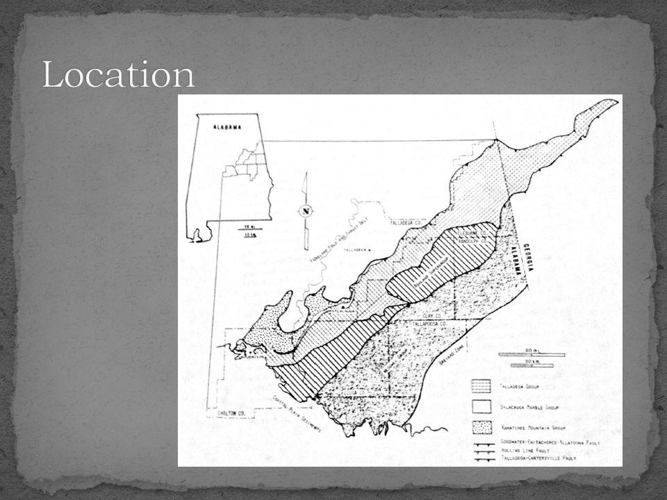 Fayetteville Synform: Companion fold of the Kelley Mountain antiform.