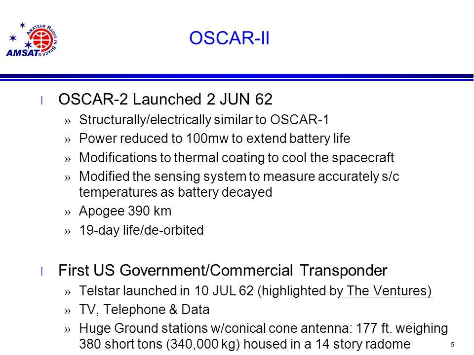 4 Lance Ginner, K6GSJ w/OSCAR-I