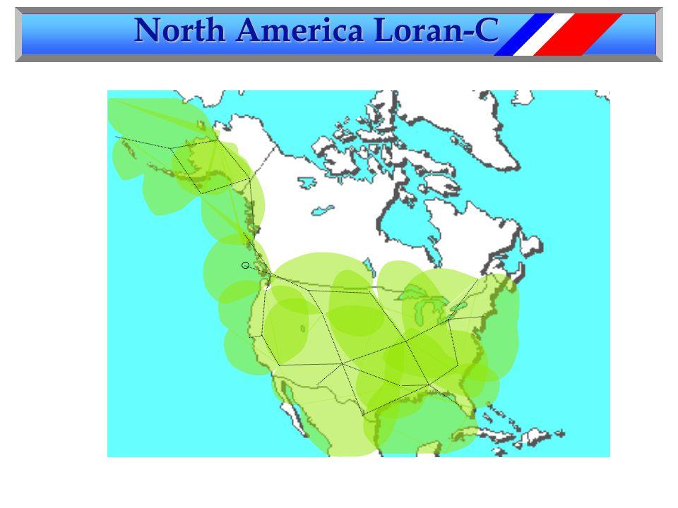 North America Loran-C