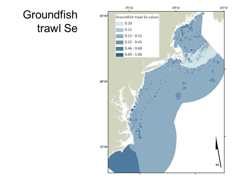 Groundfish trawl Se