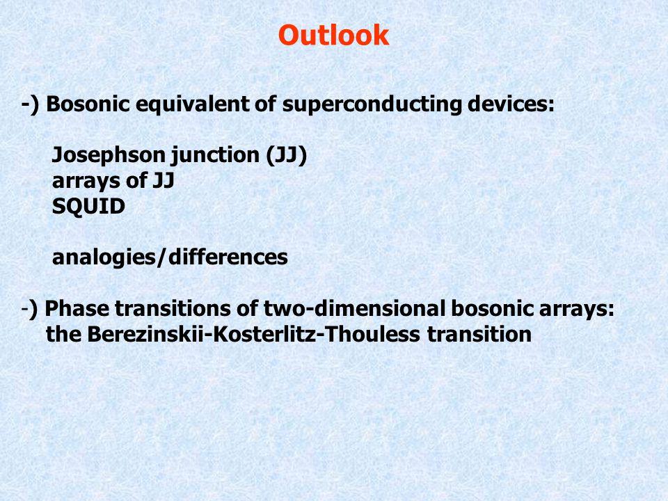 Superconducting weak links: a Josephson junction Josephson current at T<T BCS