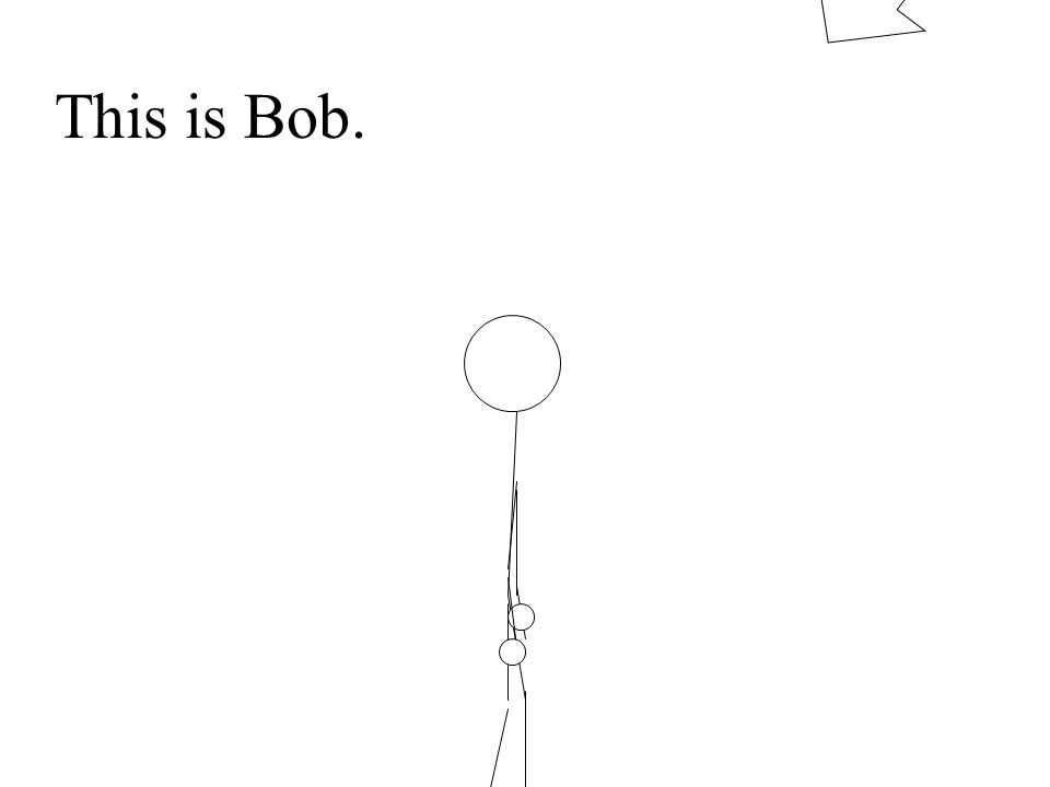 This is Bob.