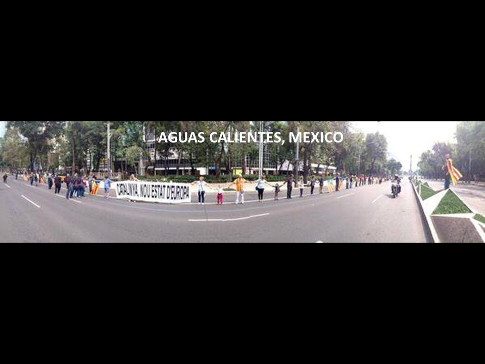 AGUAS CALIENTES, MEXICO