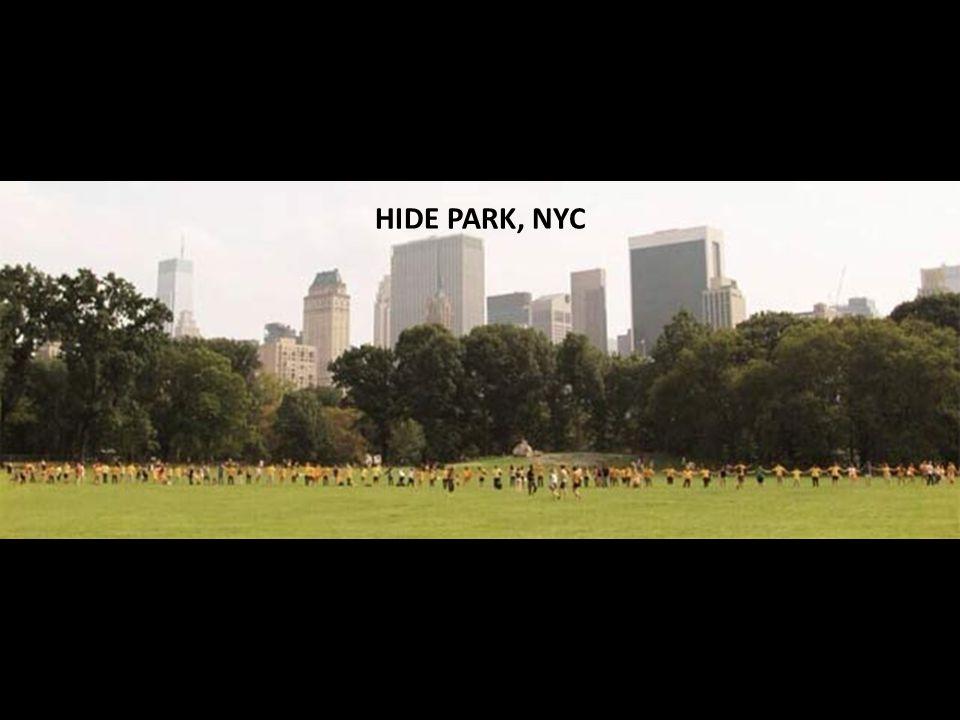 HIDE PARK, NYC