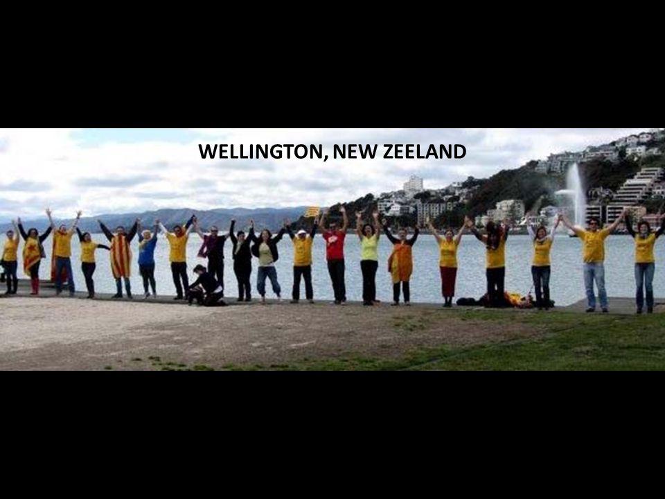 WELLINGTON, NEW ZEELAND