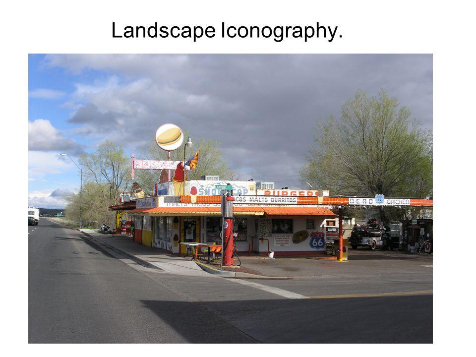 Landscape Iconography.