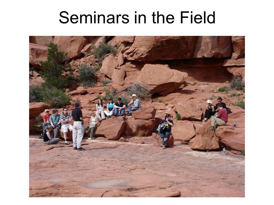 Seminars in the Field